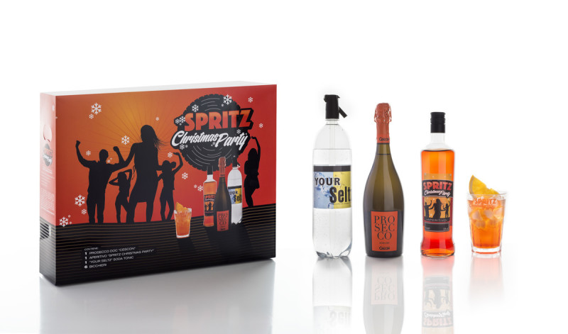 Spritz Christmas Party
