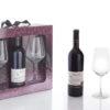 2 calici wine San Patrimo