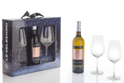 2 calici wine Ante Hirpis