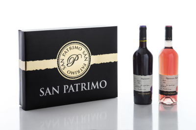 Selection Winery Gift San Patrimo
